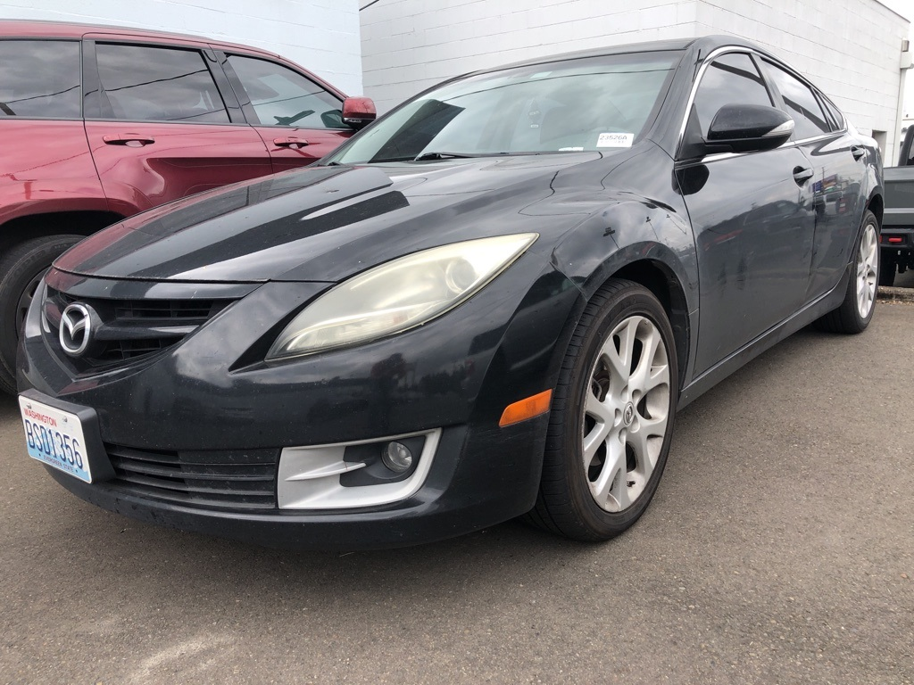 Pre-Owned 2011 Mazda6 s Grand Touring