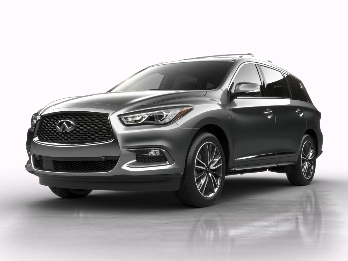 Certified Pre-Owned 2017 INFINITI QX60 Base AWD, Premium Plus Package, Driver Assist Package