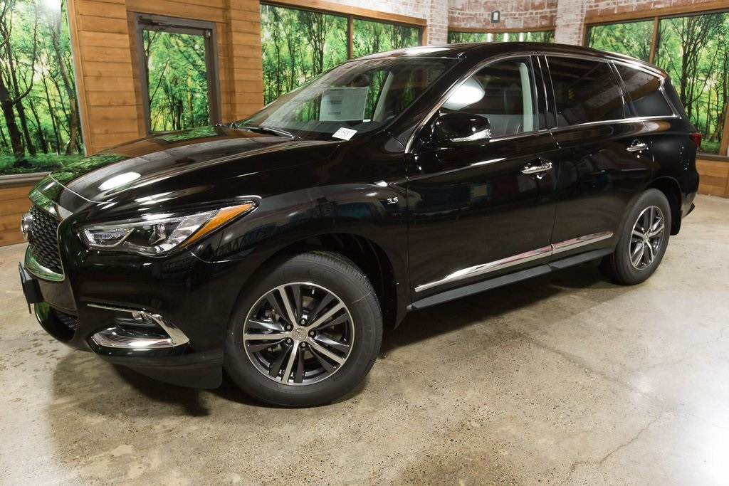 New 2019 INFINITI QX60 PURE AWD Lease