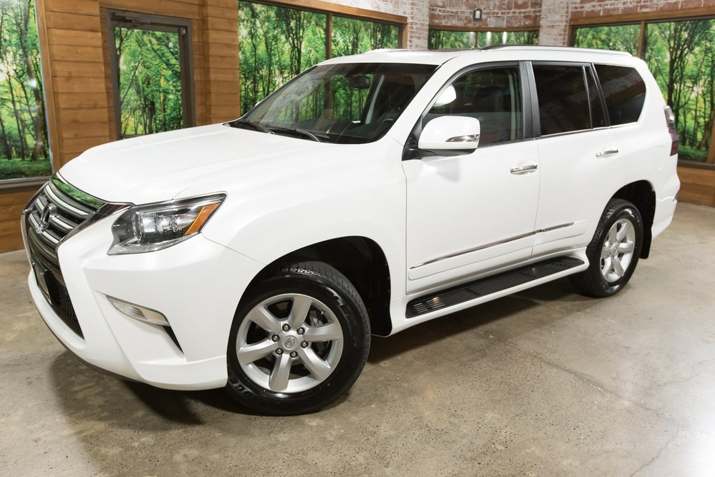 Pre-Owned 2018 Lexus GX 460 1-Owner, Sunroof, Navigation, Heated/Cool Leather