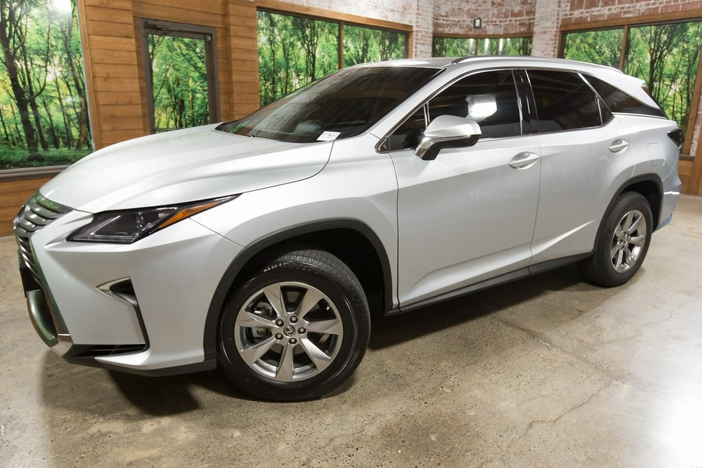 Lexus 3rd Row >> Used 2018 Lexus Rx 350l Awd Low Miles Navigation 3rd Row Seating