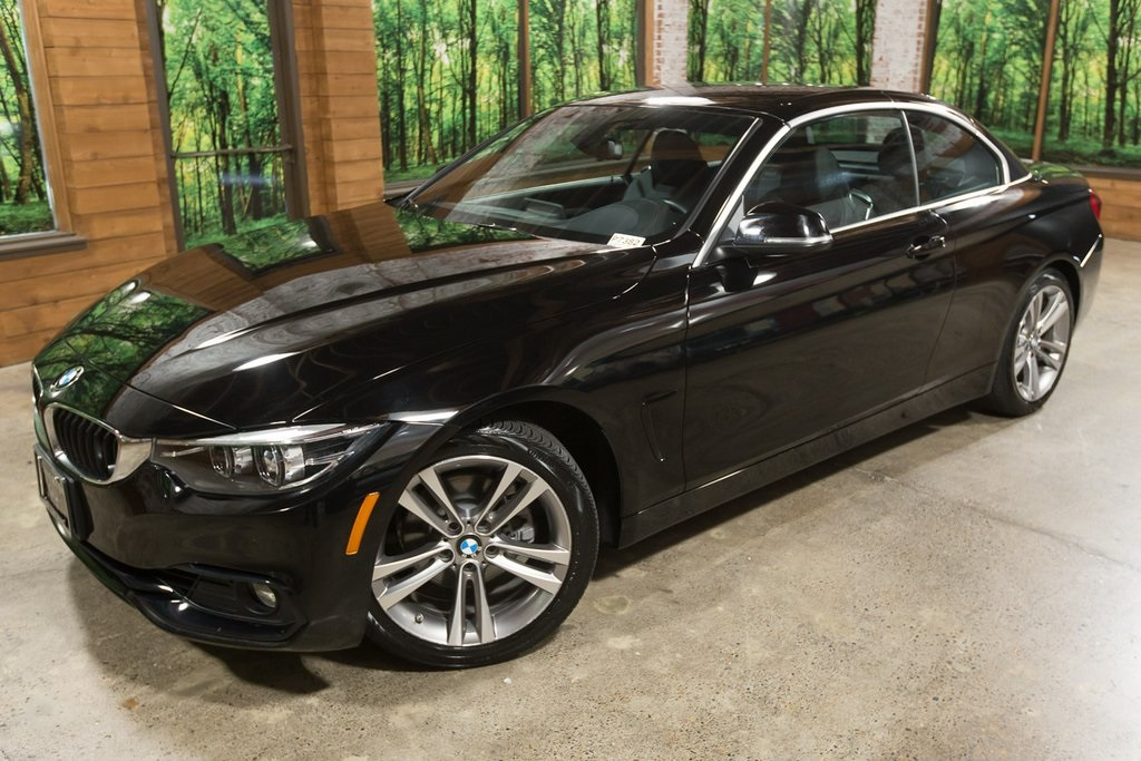 Pre-Owned 2019 BMW 4 Series 430i M Sport, Sport Line, Navi, Hardtop Convertible