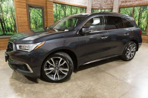 Pre-Owned 2019 Acura MDX 3.5L Advance Package SH-AWD
