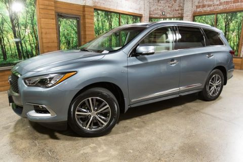 Certified Pre-Owned 2016 INFINITI QX60 Base AWD, Certified, Premium Pkg, Premium Plus Pkg