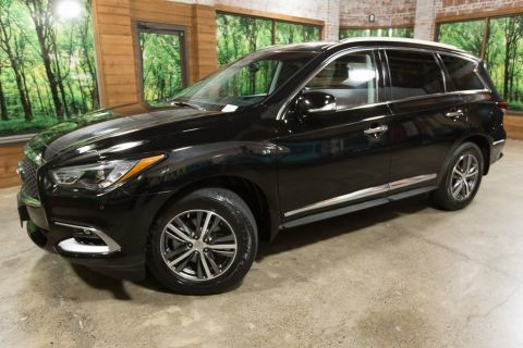 Certified Pre-Owned 2016 INFINITI QX60 AWD, Premium Plus Pkg, Navigation, CERTIFIED