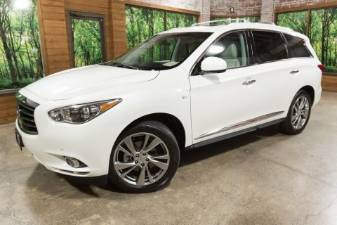 Certified Pre-Owned 2015 INFINITI QX60 AWD Deluxe Touring, Premium Plus, 20's