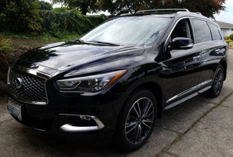 Certified Pre-Owned 2016 INFINITI QX60 AWD, Tech Pkg, Theatre Pkg, Premium Plus Pkg