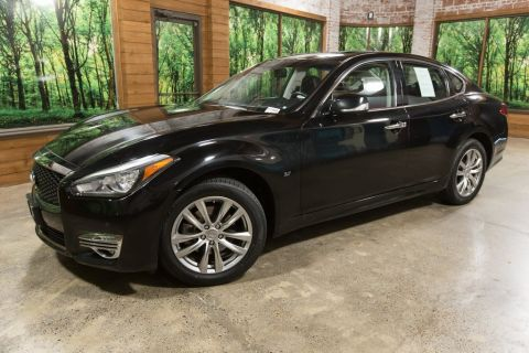 Certified Pre-Owned 2018 INFINITI Q70 3.7X Essential Pkg, 1-Owner, All Wheel Drive