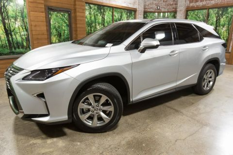Pre-Owned 2018 Lexus RX 350L AWD, Low Miles, Navigation, 3rd Row Seating