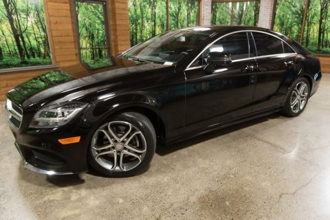 Pre-Owned 2015 Mercedes-Benz CLS CLS 400 1-Owner, Premium Package, Sunroof, Navigation
